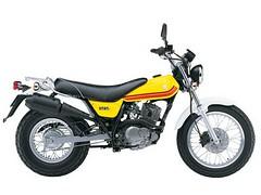 Suzuki 125 VAN VAN 2003 - 12
