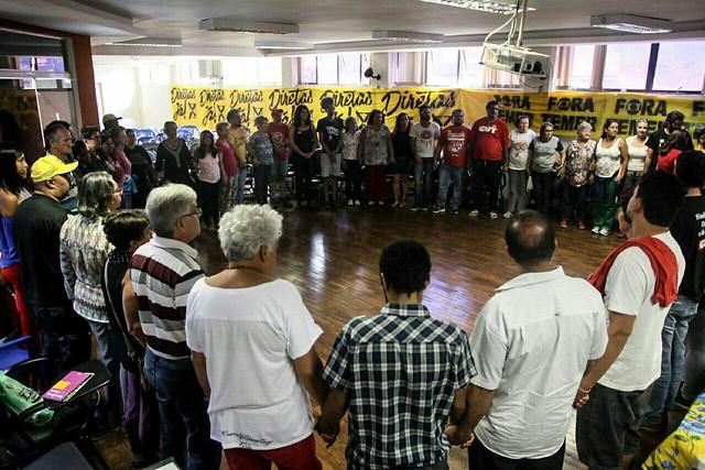 Plano Popular de Emergência é lançado em Minas Gerais