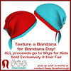 Hair Fair 2017! Bandana Day - Make a Bandana