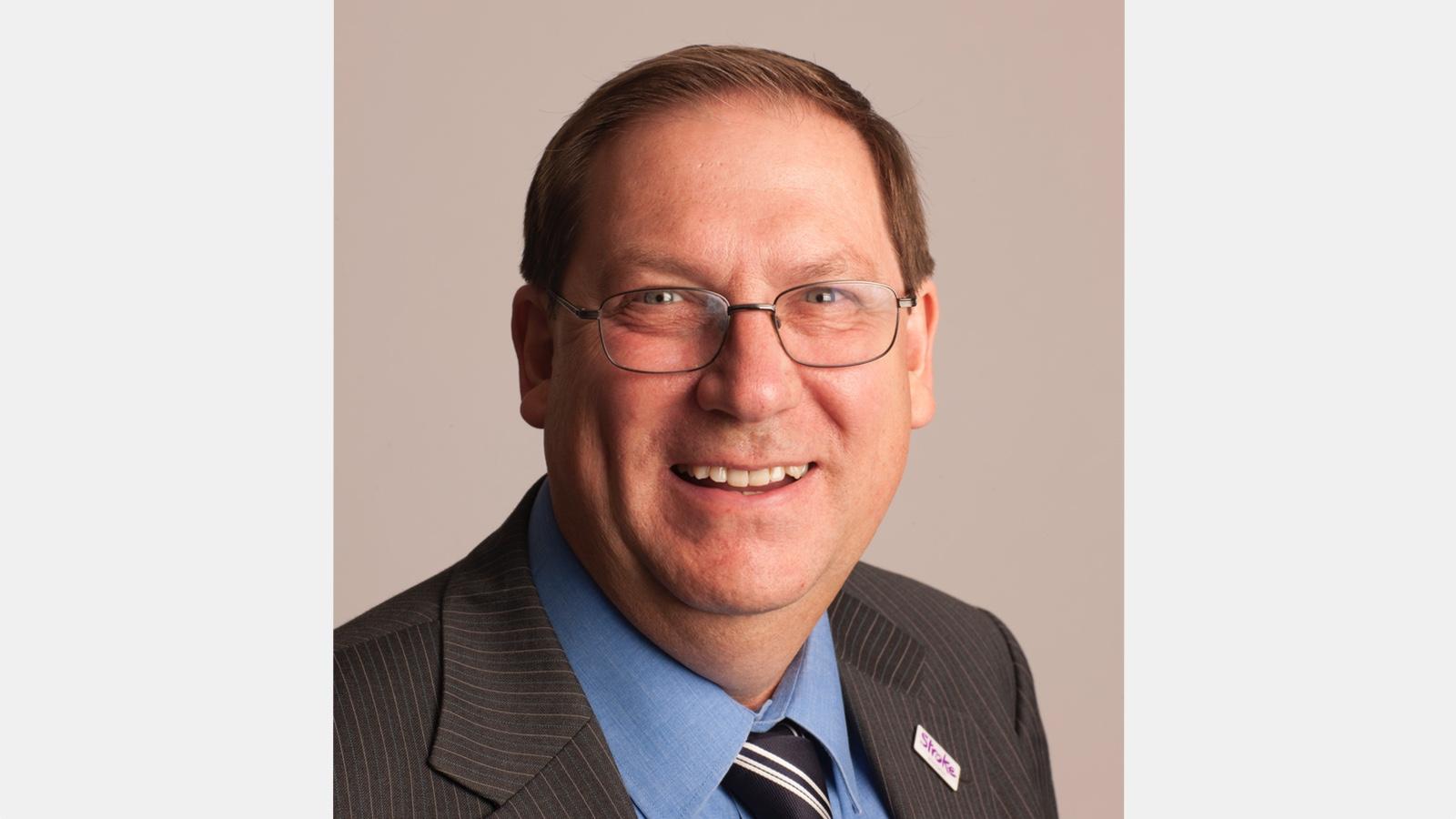 Profile photograph of Mr Jon Barrick