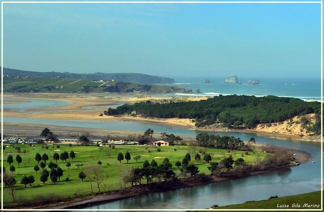 Ría de Mogro - Desembocadura del Pas - Cantabria