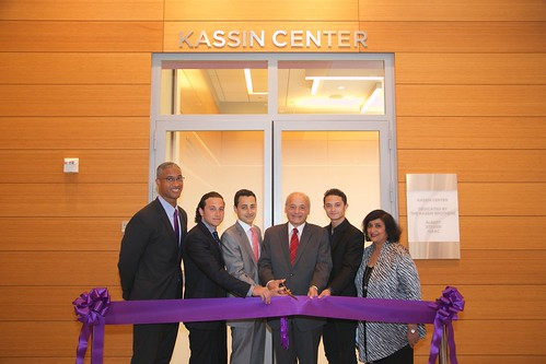 6.7.2017 Kassin Center Ribbon Cutting Ceremony