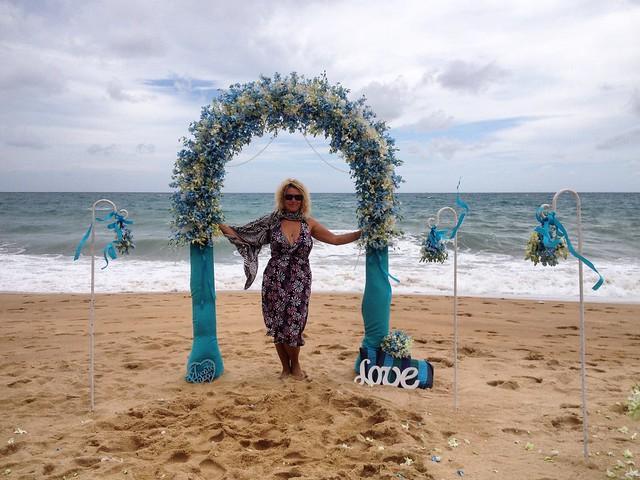 Пляж Май Кхао.