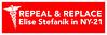 Final-Repeal Replace Elise Stefanik with symbol copy