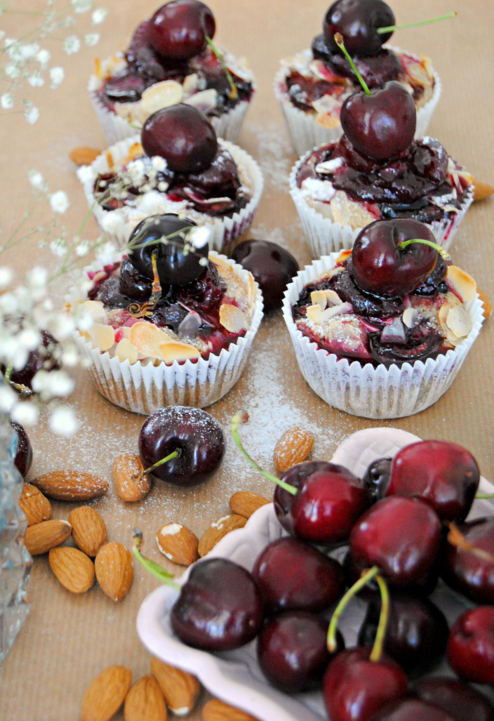 Recipe_ Cherry and Almond Muffins (07b)