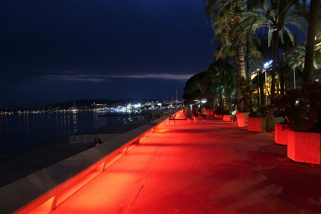 Le tapis rouge, Cannes