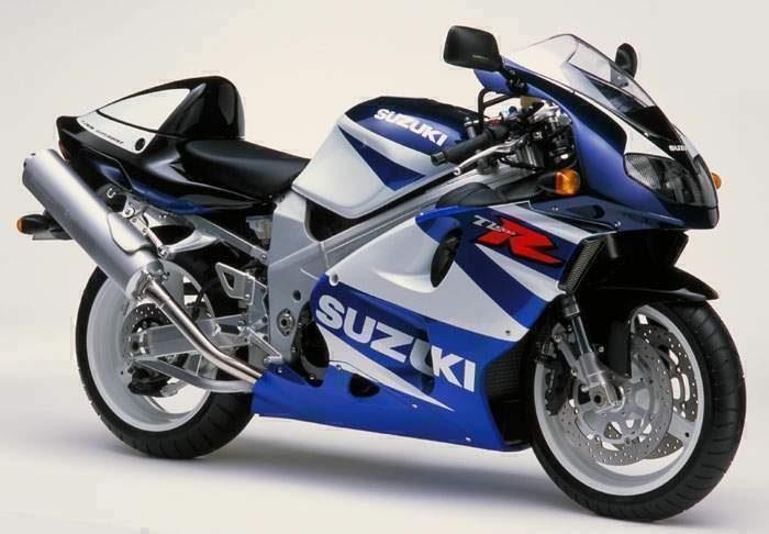Suzuki TLR 1000 2003 - 3