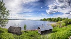 Ferapontovskoye Lake, Ferapontovo village, Vologda Region