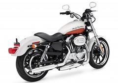 Harley-Davidson XL 883 L Superlow 2011 - 2