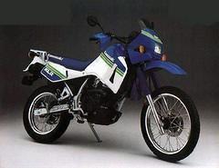 Kawasaki KLR 650 2002 - 20