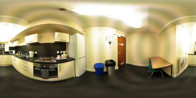 Student Apartments Kitchen