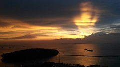 Sunset @ Merak, West Coast of Java