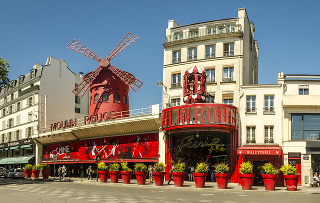 PARIS_Le Moulin Rouge