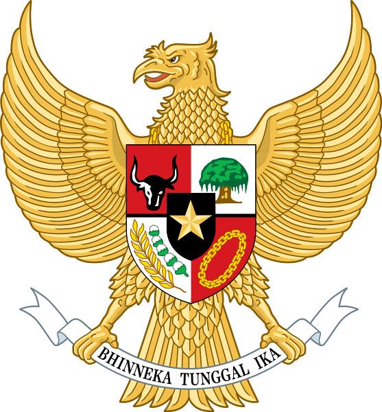 Garuda Pancasila, Lambang Negara Kesatuan Republik Indonesia