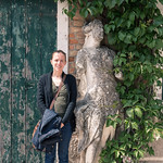 Emily in Torcello