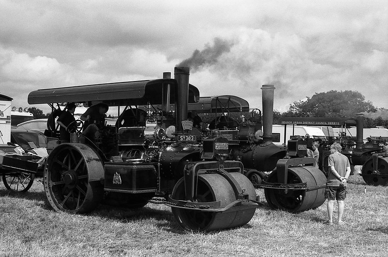 FILM - Sheffield Steam Rally 2017-4
