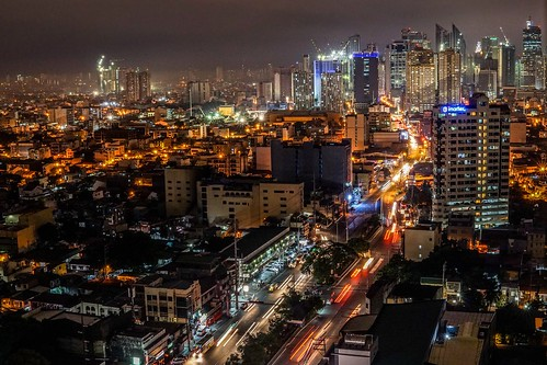 pasay manila philippines night nighttrail nightshot nightcrawlers nightphotography soe soa sony sonyflickrawards sonyflickraward sonyalpha sonya6000 backpack backpacker landscapephotography landscapes city cityscape skyline skylinephotography photography thebackpacker