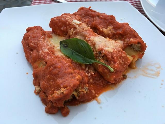 Lasagna - Napoletano's Pantheon