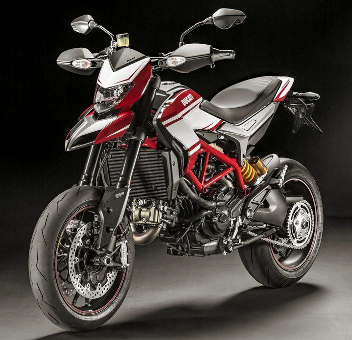 Ducati HM 821 Hypermotard SP 2015 - 5