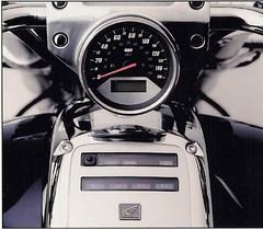 Honda VTX 1800 C 2002 - 5