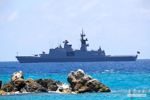 106年海軍敦睦遠航-國外