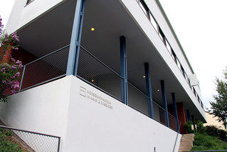 Stuttgart - Weißenhofsiedlung: Weissenhofmuseum im Haus Le Corbusier