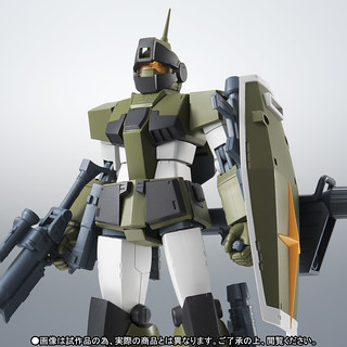 ROBOT魂〈SIDE MS〉《機動戰士鋼彈》 RGM-79SC 吉姆狙擊特裝型(ジム・スナイパーカスタム) ver. A.N.I.M.E.