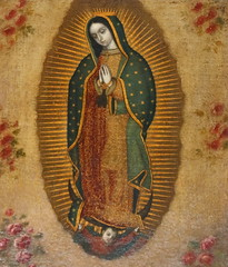 San Francisco de Asis Our Lady of Guadalupe