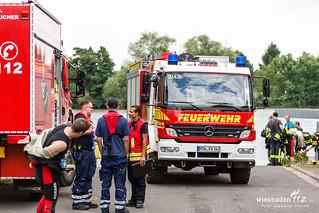 Wasserretung Main Hochheim 14.07.17