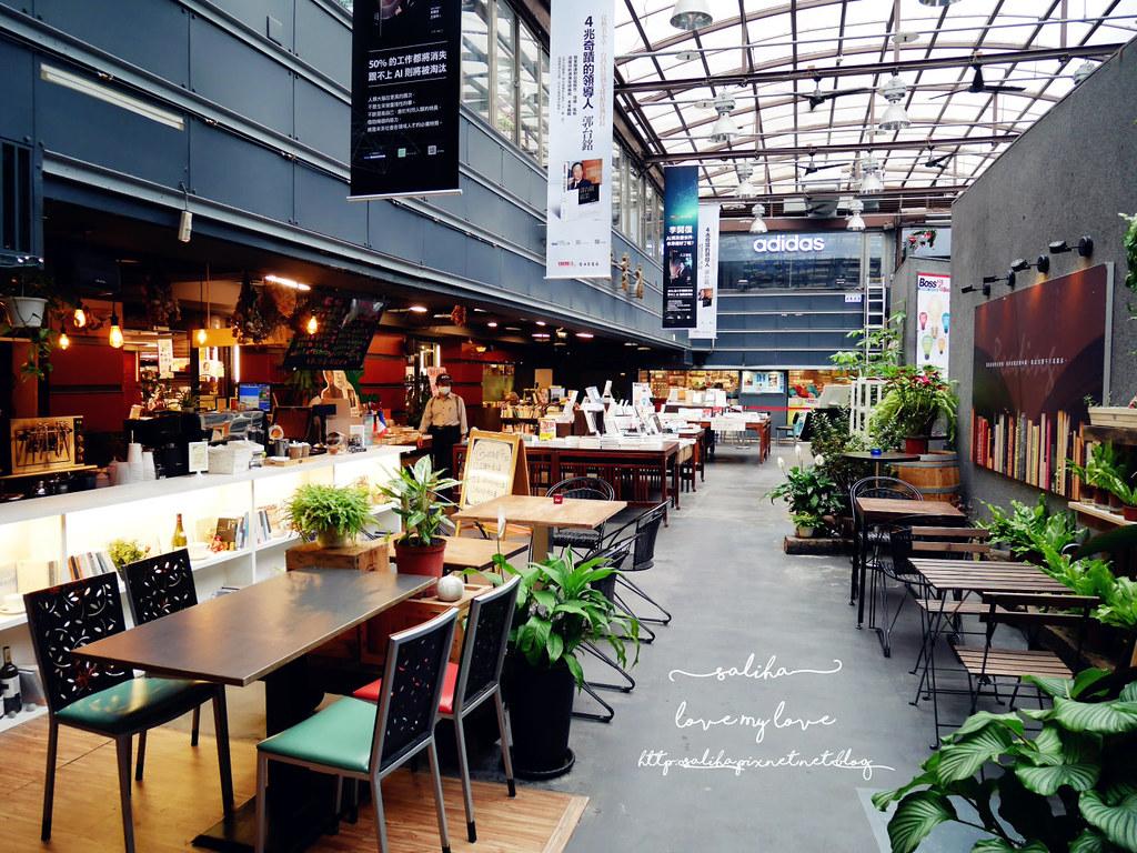 台北公館站汀洲路附近餐廳美食推薦瑪德蓮書店咖啡早午餐下午茶 (7)