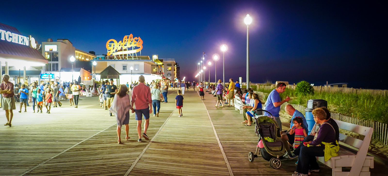 2017.06.04 Rehoboth Beach People and Places, Delaware USA 5859