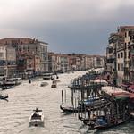 Stormy night in Venice