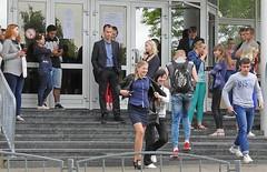 В Витебске девушку удалили с ЦТ по русскому языку