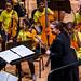 Les enfants du Landy sur la scène de la Philharmonie
