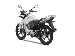 Yamaha YBR 125 2010 - 1