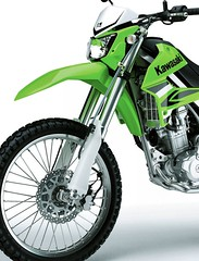Kawasaki KLX 250 2012 - 9