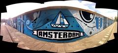 ottograph amsterdam #painting #ottograph #mural #streetart