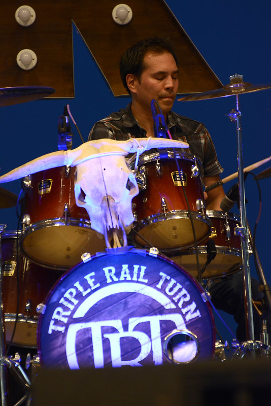 Triple Rail Turn - June 18th, 2017