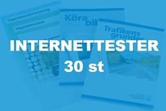 30 internettester
