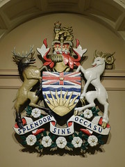 """BC's """"New"""" Coat of Arms"""