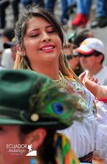 #DesfileDeLasRosas #Cayambe #IntiRaymi #FiestasDelSol (18)