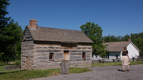Joseph Smith family farmhouse