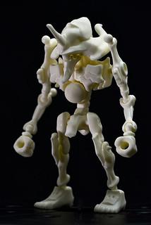 kabaya 新世紀福音戰士 X HONE HONE SAURUS 「初號機」盒玩!エヴァ×ほねほねザウルス コラボアイテム ほねほねゲリオン