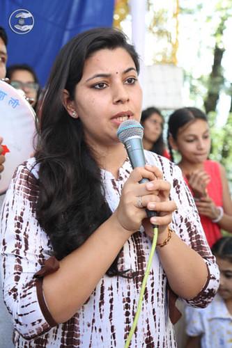 Devotee expresses her views: June 14