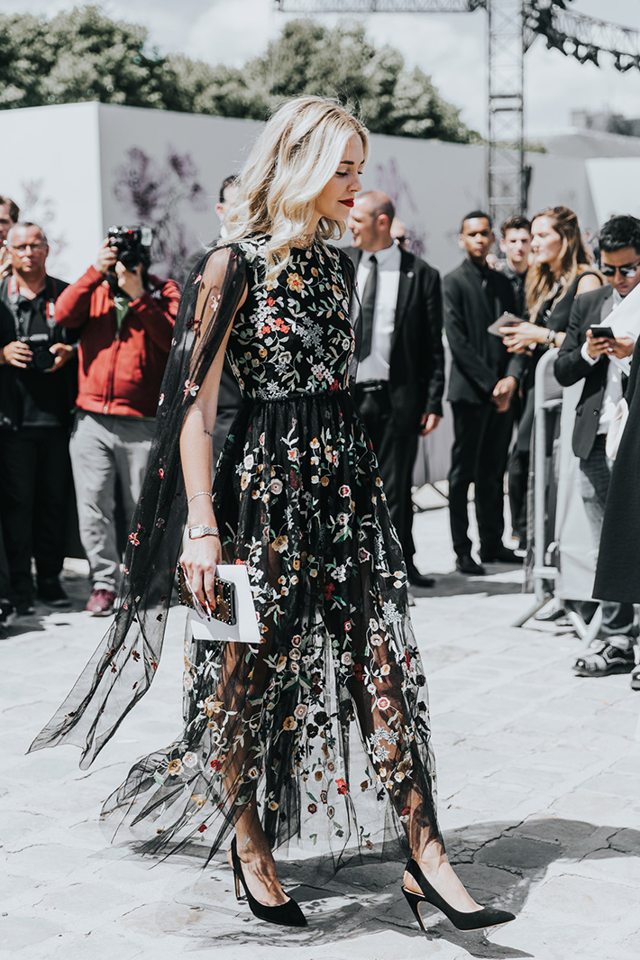 street style fashion week paris dior chanel outfits fashion trend accessories5