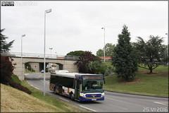 Heuliez Bus GX 327 - Tisséo