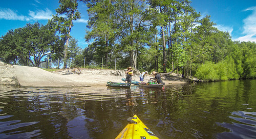 Edisto River Rope Swing and Beer Commercial Float-2