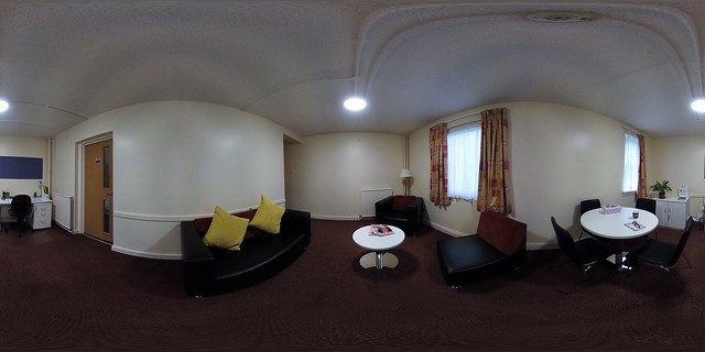 Lister House Lounge 1-bed Flat