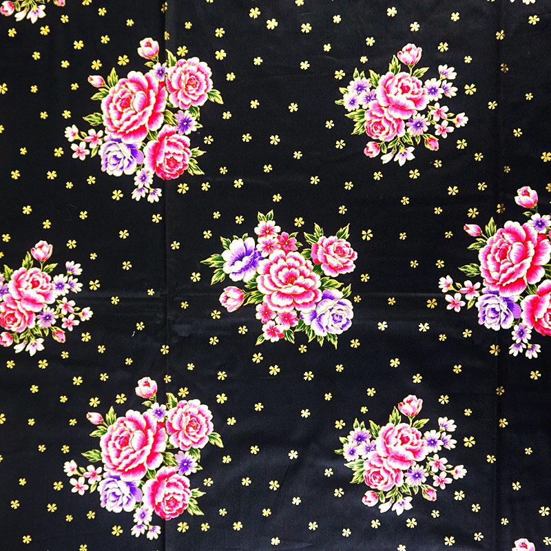 【红包袋专区】烫金玫瑰花 高贵蔷薇 复古花卉 精梳棉