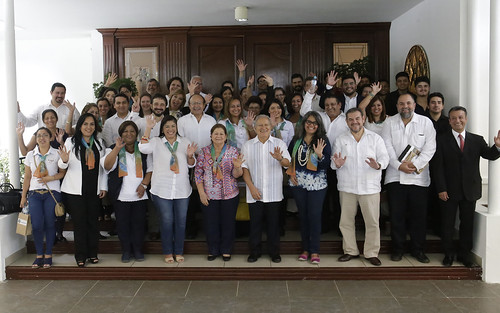 Casa Abierta: El Salvador Productivo